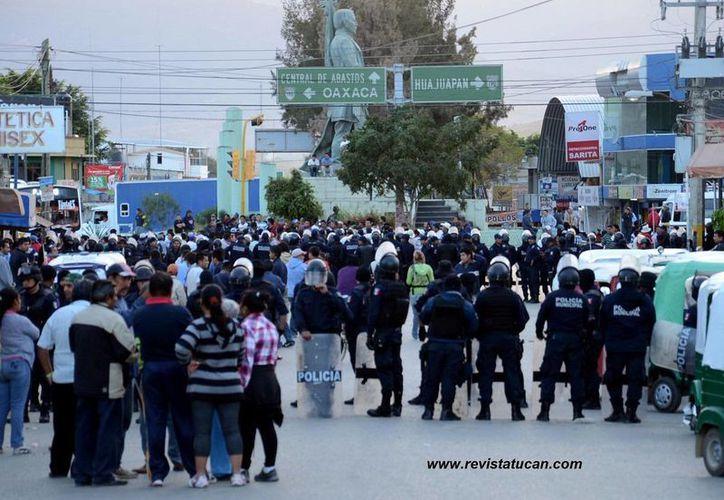 El argumento de los maestros para reactivar los bloqueos es que no se han cumplido sus demandas. (Foto: Óscar Rodríguez/MILENIO)