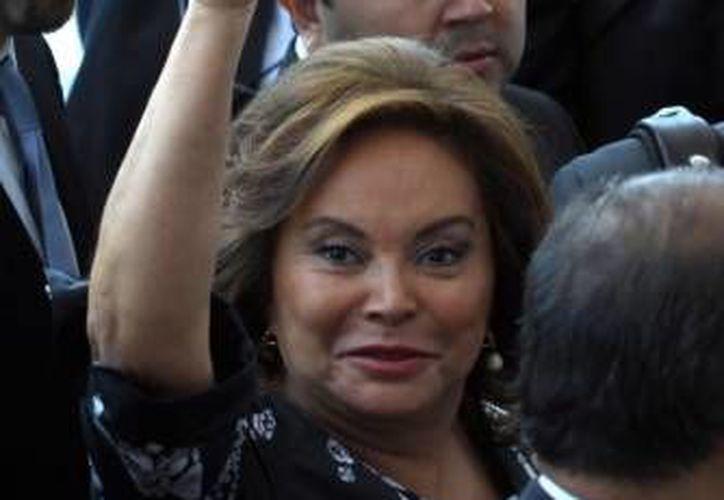 Gordillo Morales fue trasladada hace unas horas al penal de Tepepan por problemas de salud. (Notimex/Archivo)