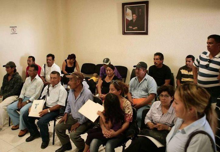 La campaña de pago de aguinaldo inició el 21 de diciembre de 2014 y concluyó el 15 de enero. (Redacción/SIPSE)