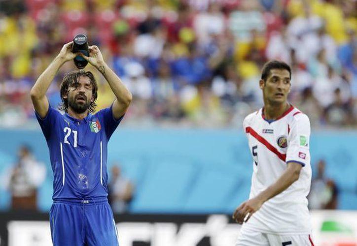 Las altas temperaturas pueden perjudicar el desempeño de algunos jugadores, sobre todo a los europeos. (AP)
