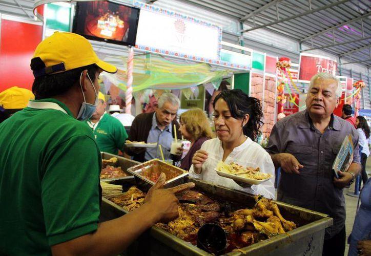 Imagen de la edición del año pasado de la Semana de Yucatán en México. La Canirac y Canacome se quejan por no ser invitados al evento de este año. (Archivo/SIPSE)