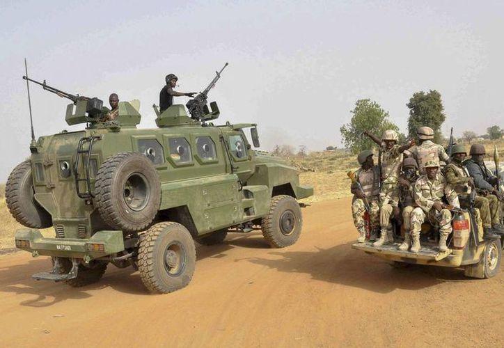 El Ejército de Nigeria indicó que varios pueblos bajo el dominio de los extremistas han sido liberados. (EFE)