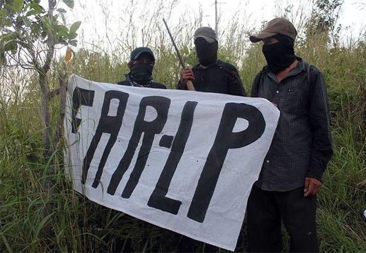 Uno de los grupo guerrilleros que hay en Guerrero es el FAR-LP, que solo tiene presencia en Florencio Villarreal y Cuautepec. (excelsior.com.mx)