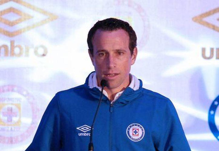 Torrado fue suspendido dos partidos por 'insultar soezmente a los oficiales del partido'. (Notimex)