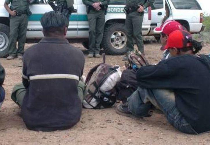 Los mexicanos, 'clientes frecuentes' de la Border Patrol. (Archivo/SIPSE)