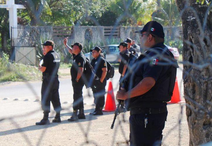 Los custodios de la cárcel de Playa del Carmen serán evaluados en tres aspectos. (Daniel Pacheco/SIPSE)
