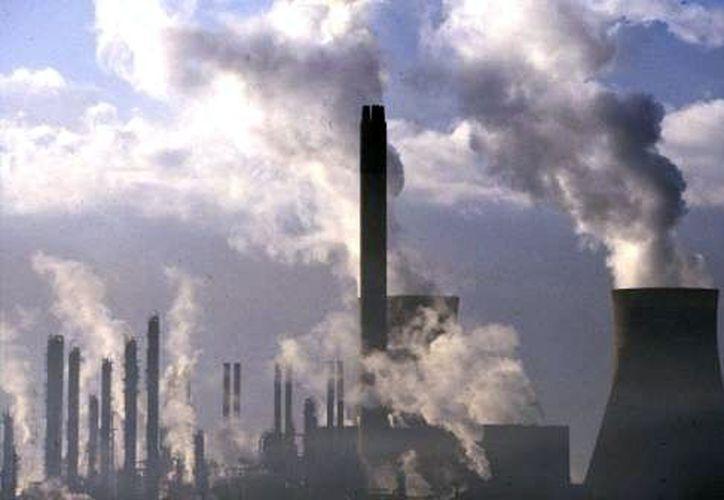 Las emisiones de Co2 en la atmósfera serán este año 58% mayores que en 1990. (ecd.elciudadano.netdna-cdn.com)