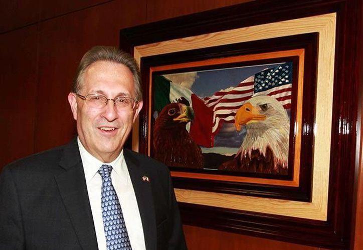 Anthony Wayne, embajador de EU, reconoció la importancia de Guerrero como lugar de turismo e inversiones para los estadounidenses. (Notimex/Foto de archivo)