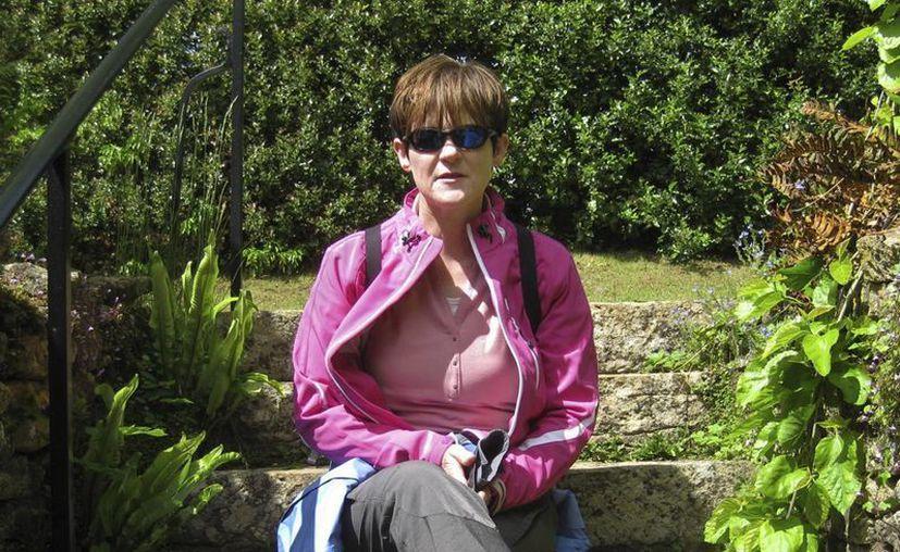 Vicki Gilbert fue diagnosticada con cáncer de mama y luego halló que es portadora del gen BRCA1. (Agencias)