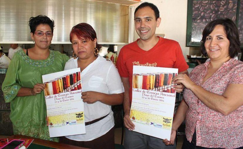 El movimiento Comunidades en Transición llegó a Playa del Carmen. (Adrián Barreto/SIPSE)