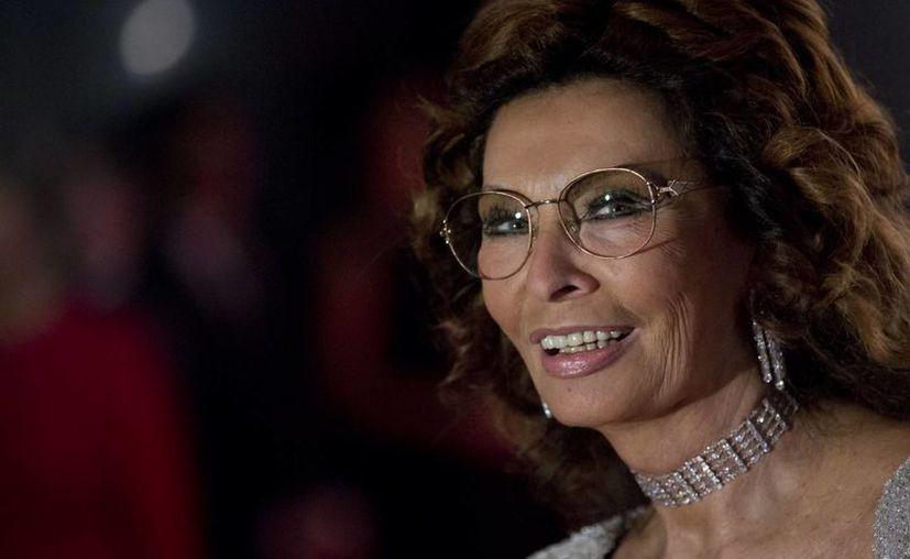 Sophia pasó 17 días en prisión en 1982 por no presentar una declaración sobre la renta. (Agencias)