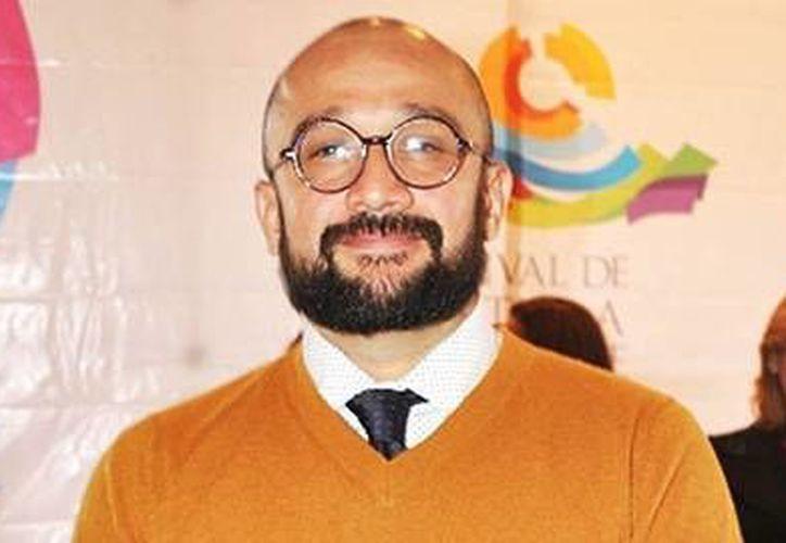 Ernesto Martínez Cuéllar, organizador del Festival. (Jorge Carrillo/SIPSE)