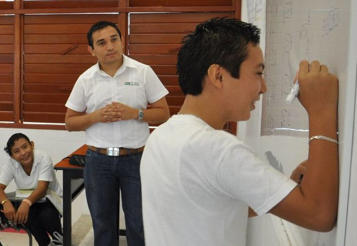 La SEQ registra por lo menos cinco casos de maestros vinculados con casos de abuso sexual. (Juan Palma/SIPSE)