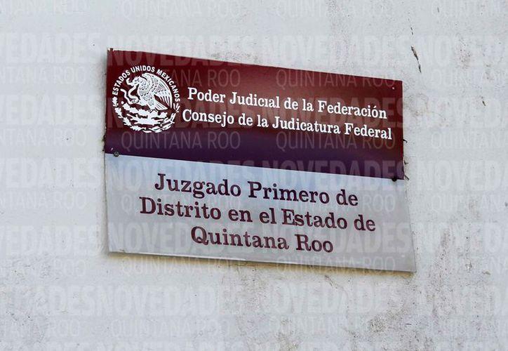 El Juzgado Primero de Distrito determinó sobreseer el juicio de amparo. (Joel Zamora/SIPSE)
