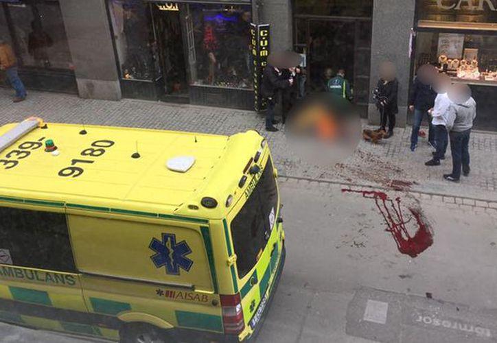 Los hechos ocurrieron en Estocolmo. (RT)