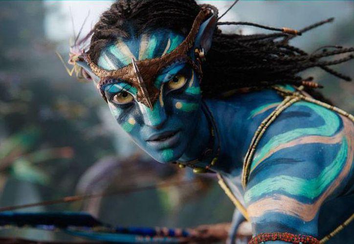 Imagen de la primera parte de la película Avatar, cuya segunda parte se estrenará en diciembre de 2017, se anunció este viernes. (avatarmovie.com)