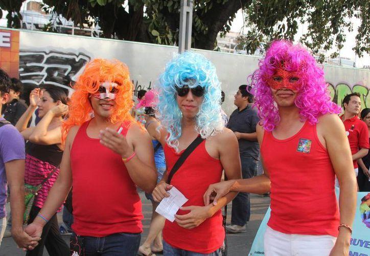 La Ciudad de México es unas de las pioneras en la igualdad sexual. (Notimex/Archivo)