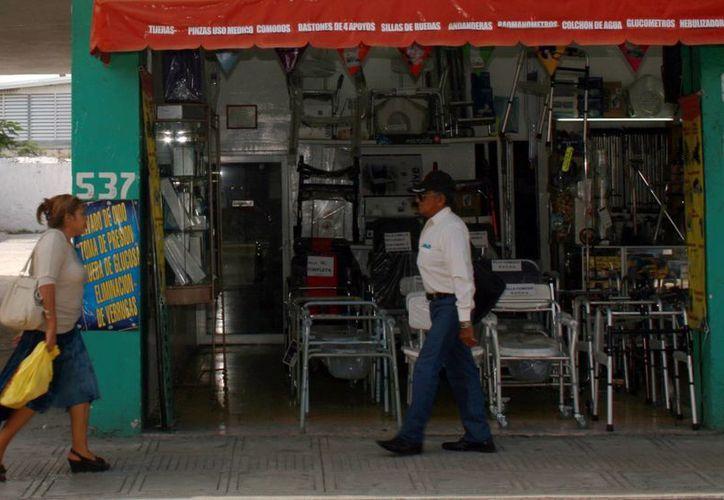 La Canacintra señala que es conveniente inyectar más recursos a las pequeñas empresas. (SIPSE)