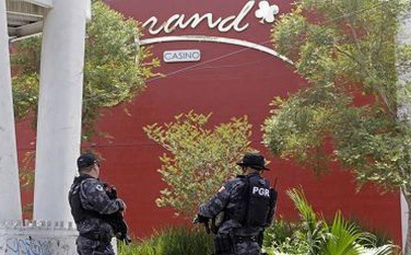 Registra casino vinculado a Raúl Flores Hernández