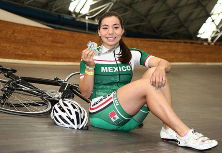 La sinaloense espera clasificar a los Juegos Olímpicos de Río de Janeiro. (Foto:Conade)