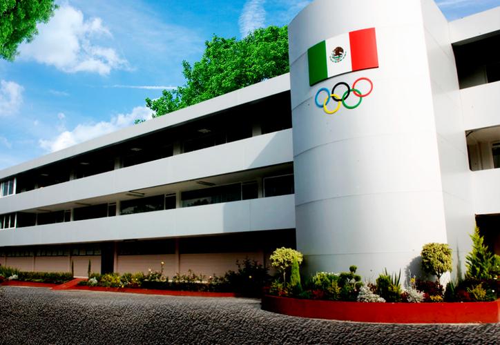El Centro Deportivo Olímpico Mexicano.