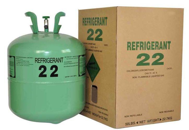 La Agencia de Protección Ambiental de EU impulsa el cambio de refrigerantes, como el R-22, por otros  menos agresivos para el ozono.(Imagen:es.made-in-china.com)