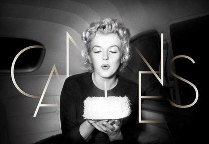 Fotos poco difundidas de Marilyn Monroe al descubierto en la exposición fotográfica instalada en Argentina. (festival-cannes.fr)