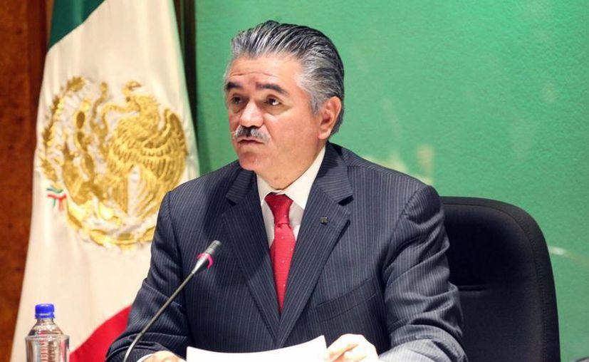 La distinción a Valdés Zurita es por su ' compromiso en la promoción de libertad y valores democráticos'. (Notimex)