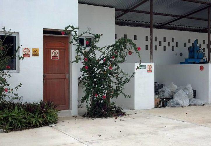 Hasta este 28 de agosto el centro de acopio de Tulum recibirá aparatos electrodomésticos en desuso. (Sara Cauich/SIPSE)