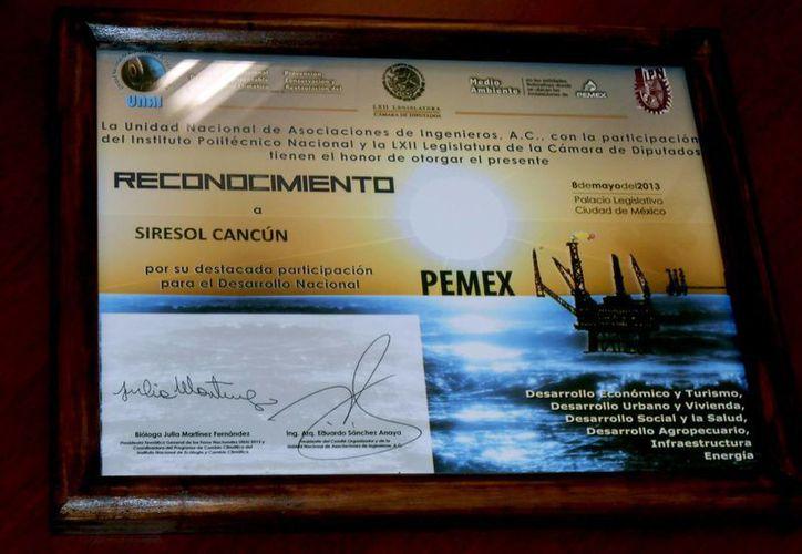 El gobierno de Benito Juárez, Cancún, obtuvo el reconocimiento a nivel nacional. (Redacción/SIPSE)