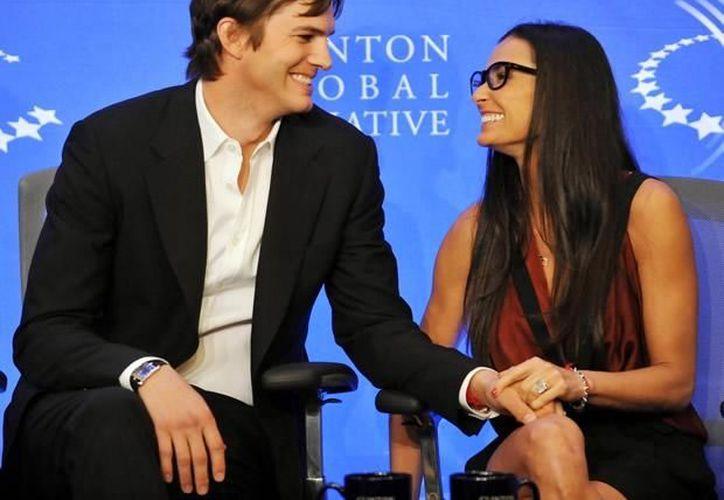 La pareja se separó hace cinco años y el actor habló al respecto en su speech. (Foto: Contexto/Internet)