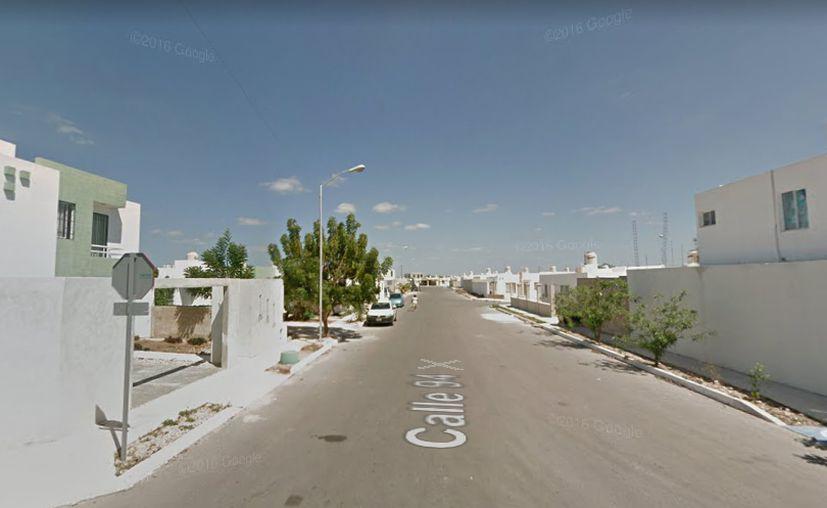 La trágica muerte se presentó en Ciudad Caucel, en el poniente de esta ciudad. (Google Maps)