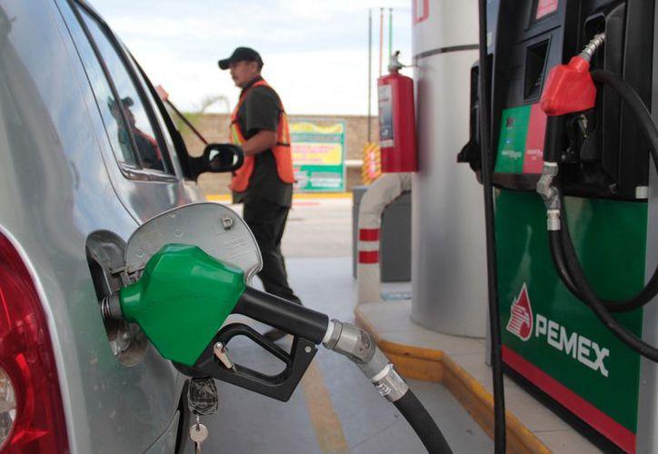Las gasolineras tendrán un costo inferior a las estaciones tradicionales. (Novedades Yucatán)