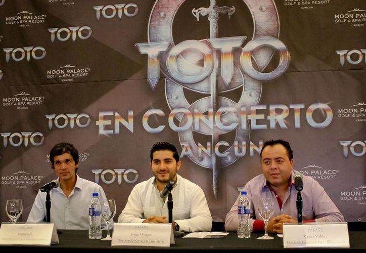 Los conciertos de nivel internacional aumentan el flujo de turismo y ocupación hotelera. (Cortesía/Notimex)