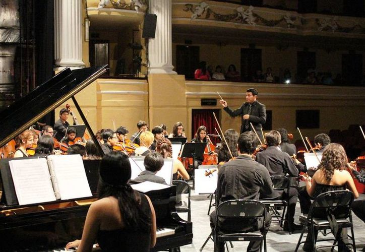 Durante el mes de julio las sinfónicas del Estado realizarán audiciones a niños y jóvenes. (Milenio Novedades)