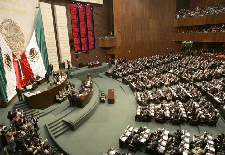 Los diputados tienen temas pendiente por discutir en San Lázaro. (Archivo/Notimex)