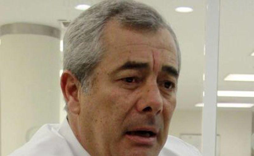 Francisco Moya dijo que  Barrera Concha ha incurrido en numerosas contradicciones. (Christian Ayala/SIPSE)