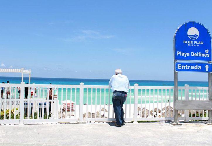 Quintana Roo cuenta con nueve certificaciones de Bandera Azul. (Luis Soto/SIPSE)
