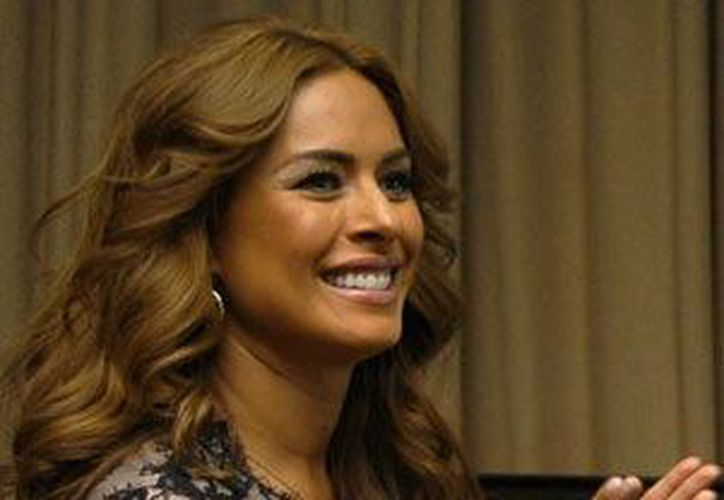 """La presentadora del programa """"Hoy"""" asegura que su esposo jamás la criticó por su sobrepeso. (Notimex/Foto de archivo)"""