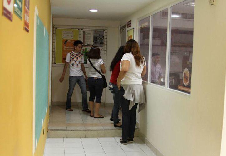 La plantilla estudiantil en Benito Juárez pasó de 166 mil 664 a 190 mil 553 estudiantes. (Sergio Orozco/SIPSE)