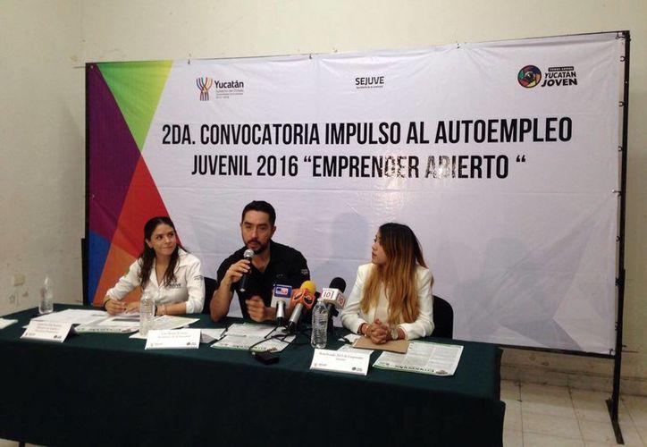 El Gobierno de Yucatán abrió la convocatoria para financiar a jóvenes emprendedores. (Israel Cárdenas/SIPSE)