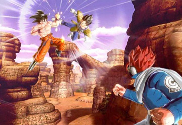 La nueva zaga de Dragon Ball Z, que se anunció hoy, 'elimina' la 'Z' del nombre y ahora se llamará Dragon Ball Super. (dblatino.com)