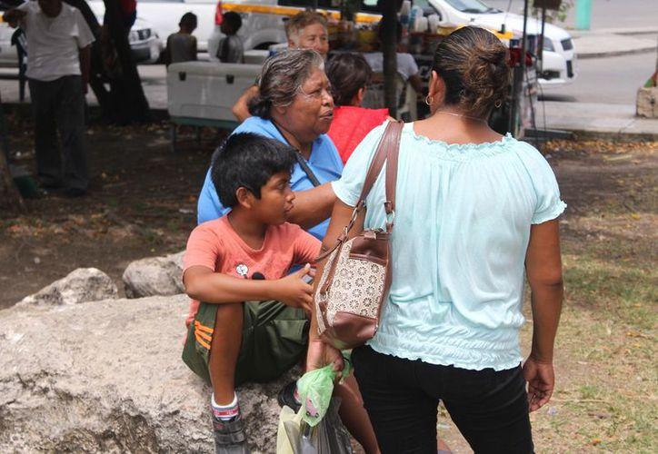 Quintana Roo está en el séptimo lugar a nivel nacional con la menor cantidad de niños apoyados en 2015. (Joel Zamora/SIPSE)