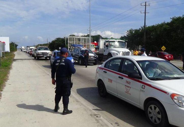 El sujeto detenido el viernes, durante un operativo, acusado del secuestro de un hombre en Playa del Carmen, ya fue consignado. (Redacción/SIPSE)