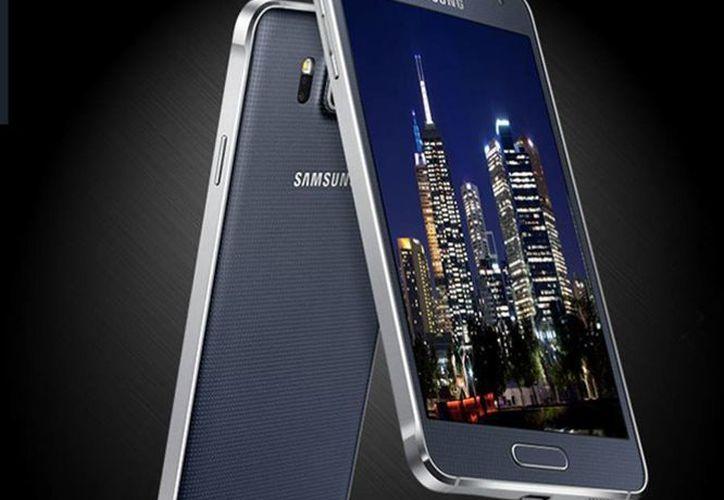 Galaxy Alpha, solo una versión metálica del Galaxy S5