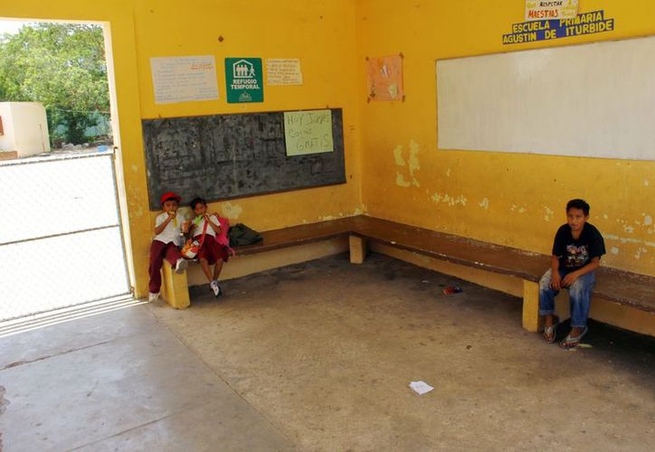 Los estudiantes yucatecos regresarán a clases hasta el  siete de enero. (Milenio Novedades)