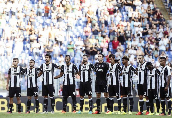 La Juventus acumula dos victorias consecutivas en el arranque de la temporada de la Serie A. (Angelo Carconi/AP)