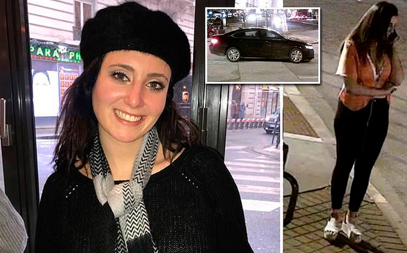 Caso de joven asesinada tras subirse al Uber equivocado — MUNDO