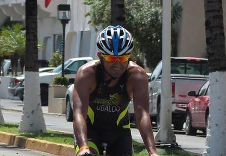 Todo está listo para realizar en Cozumel la competencia élite de la Unión Internacional de Triatlón. (Gustavo Villegas/SIPSE)