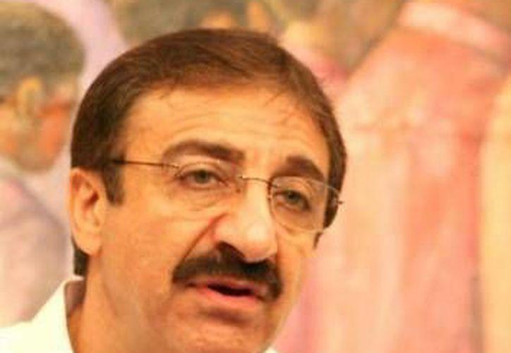 El rector de la Uady, Alfredo Dájer Abimerhi. (SIPSE)